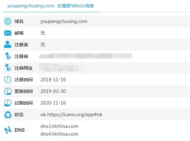 """小鵬汽車布局網約車市場 """"有鵬出行""""域名——youpengchuxing.com被拿下!.jpg"""